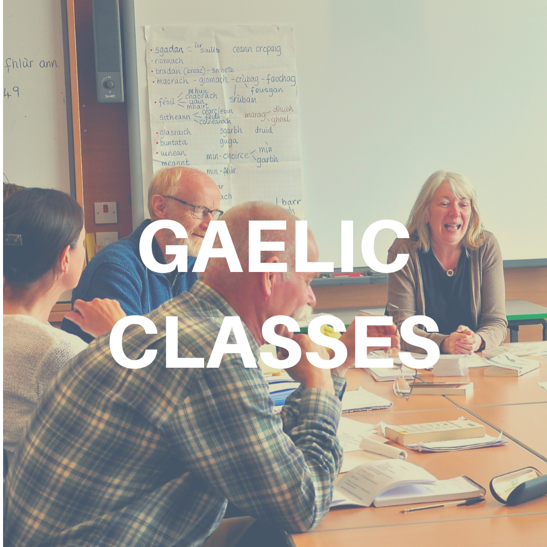 Gaelic classes