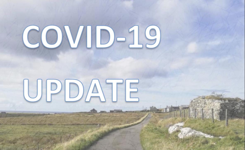 Ùrachadh-fios COVID-19